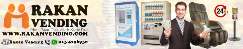 Peniagaan Vending Machine Mampu Milik